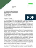 Carta Modelo a PGR Julio09 Para ONGs