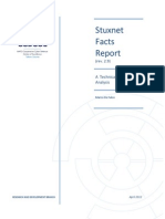 De Falco, Marco - [CCDCOE] Stuxnet Facts Report - A Technical and Strategic Analysis.pdf