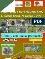 LOS  BIOFERTILIZANTES.ppt