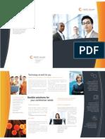 Ubicc Conference Management System flyer