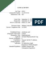 021223 Zoledronic Acid Clinical BPCA