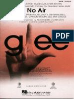 Glee - No Air (SATB).pdf