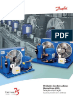Danfoss - Unidades Condensadoras Herméticas BlueStar e CompactLine