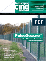 Fencing News - August 2009