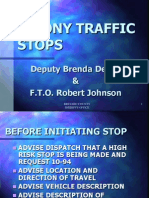 power point felony stop.ppt