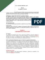 Aws d1.1 Criterios Para Inspeccion Parte c
