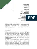 CORTE DEI CONTI CONSUNTIVO BILANCIO 2009 ATO RIFIUTI.doc
