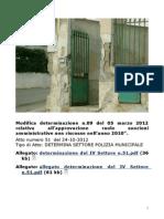 COMANDANTE V.U. CORTE DEI CONTI DOTTORE CROCE ANTONINO Modifica det  09 5 3 12 appr  ruolo sanzioni  non riscosse 2010.doc
