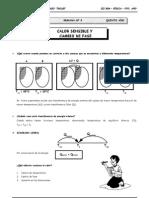 IIIBIM - 5to. Guía 3 - Calor Sensible y Cambio de Fase