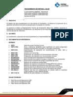 Procedimiento de Pintado Proyecto Puente Osmare Pacocha - VAE Rev00 - SPCC