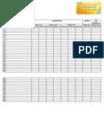 Modelo de Tabela Para Seminario Municipal de Educacao