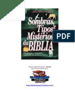 Sombras Tipos e Misterios Da Biblia