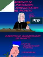 Fase Administrativa