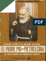 São Pio de Pietrelcina. El Padre Pio (Sanchez-Ventura)