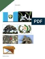 Simbolos Patrios de Centroamerica y Belice