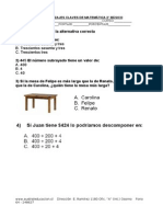 APRENDIZAJES CLAVES DE MATEMÁTICA 2-1