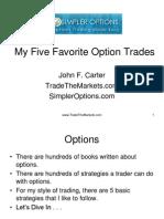 5 Favorite Options Setups.pdf