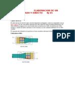 Cable Directo y cruzado practica