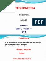 Estequio Psicrometria PDF 2013