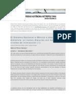 El Sistema Nacional e-México a diez años de distancia