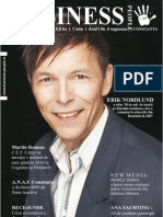 Revista BUSINESSpeople iulie