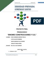 Proy[1]. Binomio Construcciones y s.g.