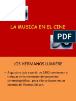 La Musica en El Cine