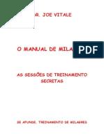 O Manual Dos Milagres.