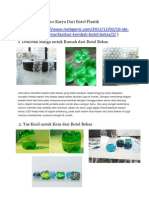 10 Karya Dari Botol Plastik.docx