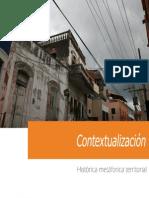 capitulo dos tesis Maestría  Contextualización
