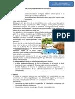 Nicho Ecológico, habitaty poblaciones