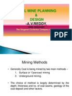 Mine planning pdf design open pit