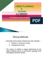 Mine planning pdf design open pit