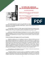 Korzybsky Alfred - El Papel Del Lenguaje en Los Procesos Perceptivos