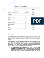 Analisis Composicional Del Girasol