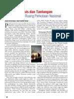 Krisis dan Tantangan Penataan Ruang Perkotaan Nasional
