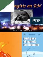 Meningitis Cano