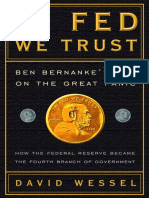 In Fed We Trust by David Wessel - Excerpt