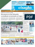 Edicion Eje Este Domingo 03-11-2013