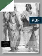 Los preplatónicos o presocráticos introducción 2011_1