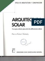 Sabady Arquitectura Solar Ceac