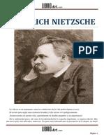 NIETZSCHE, Friedrich, El Vivir