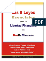 9 Leyes RDM