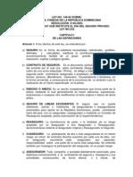 Ley No. 146-02 de Seguros y Fianzas