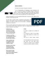 ALFREDO ESPINO Biografia y 4 Poemas