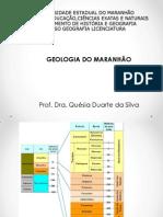 Geologia do Maranhão (IBGE,2011)