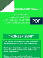 Konsep Seni Visual