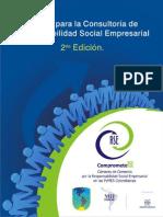 Manual para la Consultoría  de Responsabilidad Social Empresarial (2ª edición)