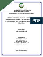 PROYECTO FINAL DE METODOLOGIA DE LA INVESTIGACIÓN