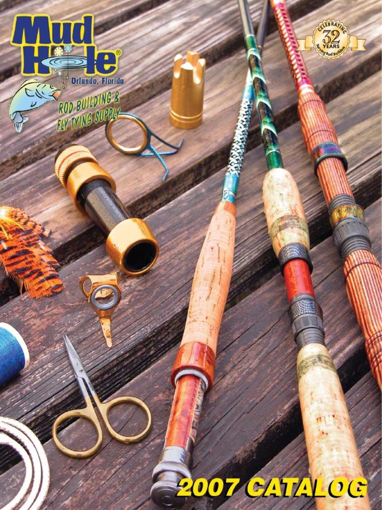 Fishing rod tools and blanks mudhole 2007pdf fishing rod adhesive nvjuhfo Choice Image